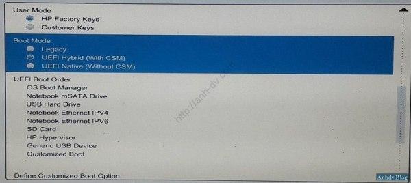 Cài đặt Windows trên WinPE (Mini Windows) theo chuẩn UEFI hoặc Legacy