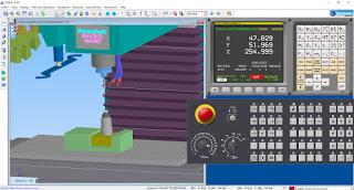 Lập trình gia công CNC SSCNC 7.1 - Baì 2