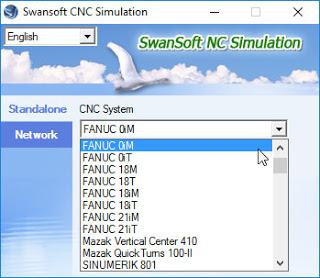 Lập Trình gia công CNC với SSCNC - Fanuc Oi-M