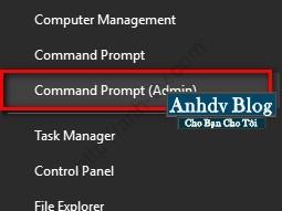 Command Admin