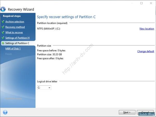 Ghost_Windows10_UEFI_TrueImage5