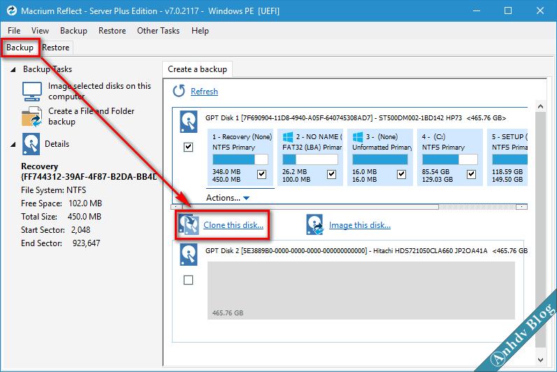 Chuyển hệ điều hành Windows sang ổ cứng SSD/HDD mới