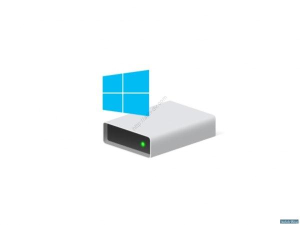 Khởi động Mini Windows 10 từ ổ cứng