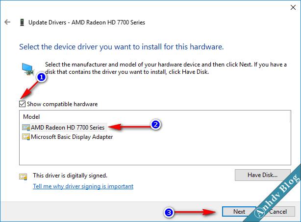 Sửa lỗi màn hình xanh do xung đột driver