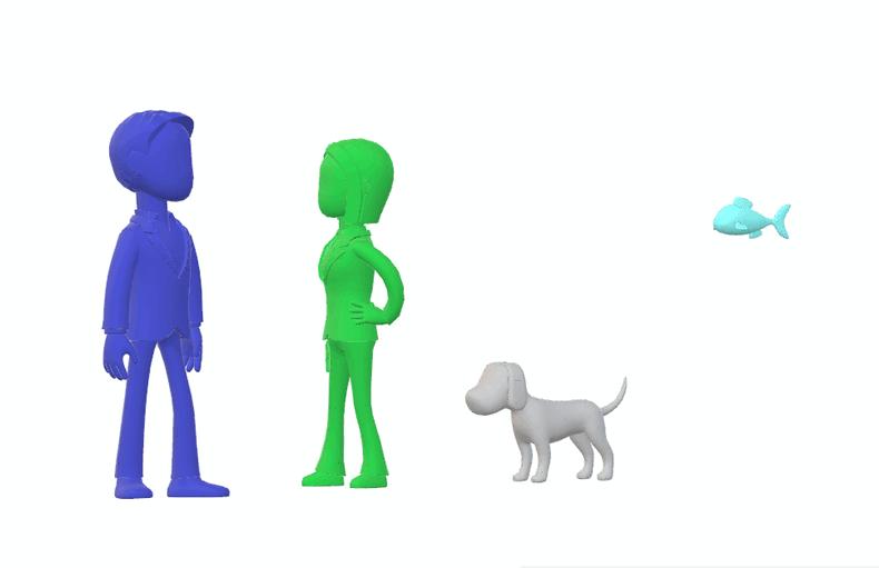 Phần mềm Paint 3D trên Windows 10 Creator 1703