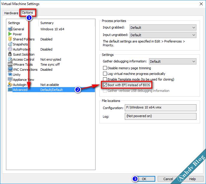 Hướng dẫn sử dụng VMware tạo máy ảo toàn tập – phần 2