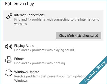Khắc phục sự cố trên Windows 10 Creator 2