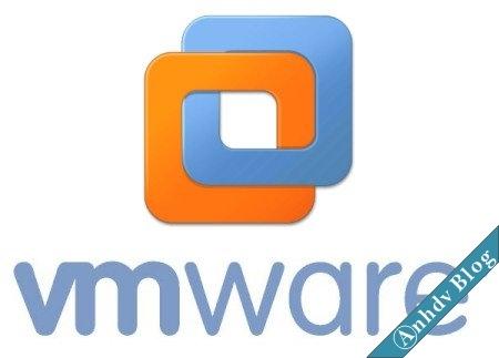 Sử dụng VMware tạo máy ảo
