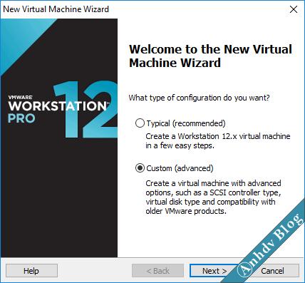 Tạo máy ảo VMware UEFI Legacy 1