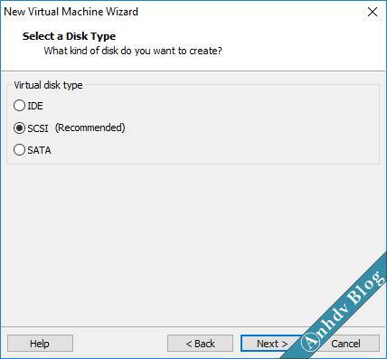 Tạo máy ảo VMware UEFI Legacy 11