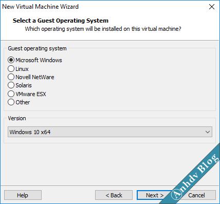 Tạo máy ảo VMware UEFI Legacy 4