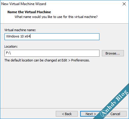 Tạo máy ảo VMware UEFI Legacy 5