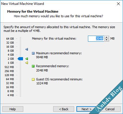Tạo máy ảo VMware UEFI Legacy 8