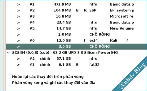 Cài đặt song song Kali Linux và Windows 10 -10