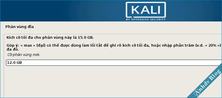 Cài đặt song song Kali Linux và Windows 10 - 8