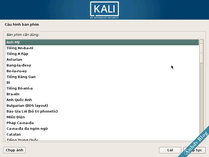 Cài đặt kali linux song song với Windows 10 UEFI hoặc Legacy (dual boot)