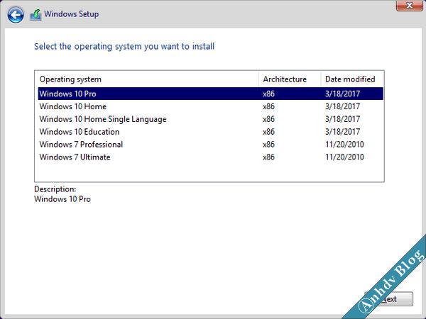 Windows 10/7 AIO cập nhật mới nhất 32 bit