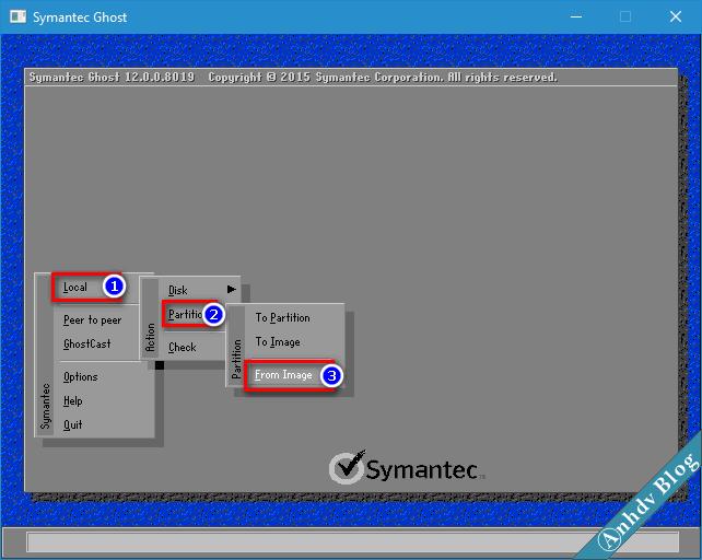 Ghost file GHO Win UEFI và Legacy chuẩn - 1