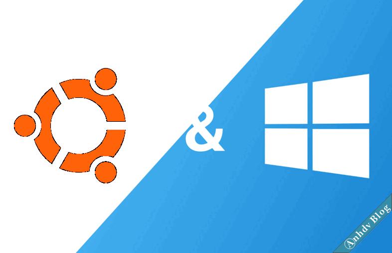Sửa lỗi mất Grub2 khi cài song song Ubuntu và Windows