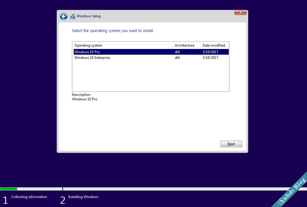 Bộ cài Windows 10 cập nhật mới nhất