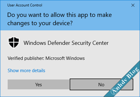 Tính năng Fresh Start trên Windows 10 3