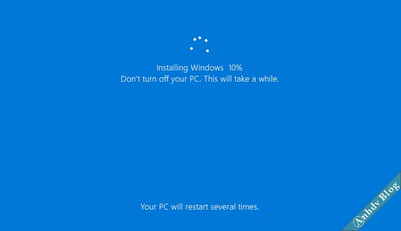 Sử dụng Fresh Start trên Windows 10 9