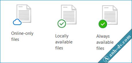 Tính năng OneDrive Files On-Demand 1