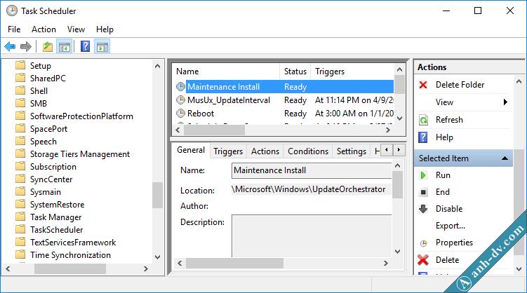 Chặn Windows 10 cập nhật phiên bản mới