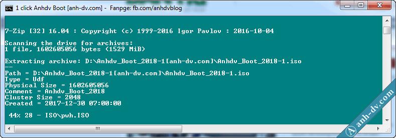 tạo boot cho HDD Box không mất dữ liệu và có hỗ trợ UEFI 5