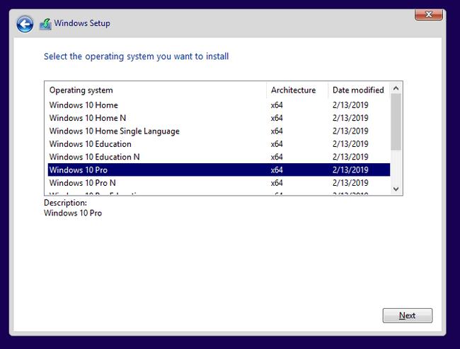 Download các bộ cài Windows cập nhật mới nhất hàng tháng năm 2019